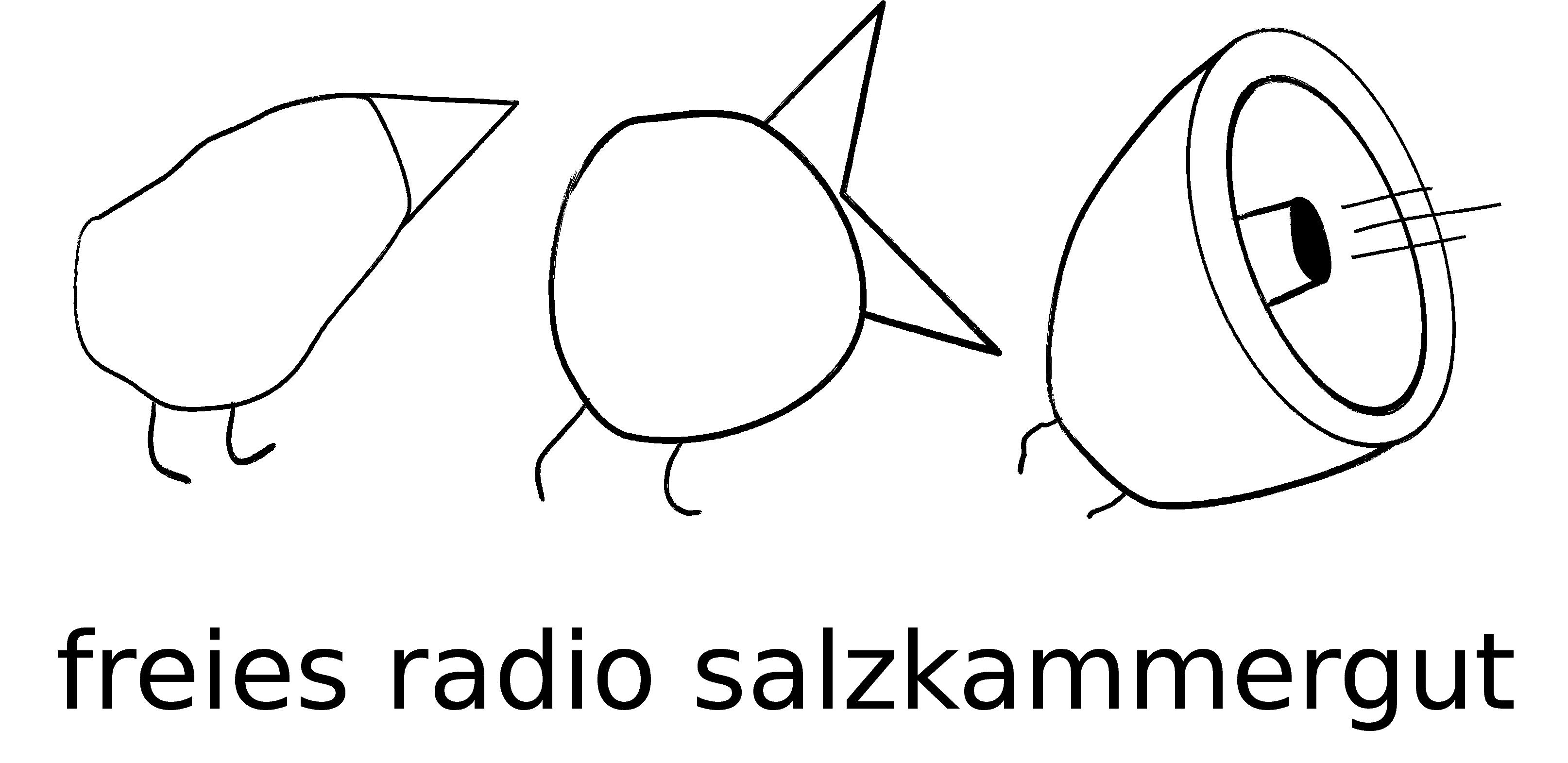 Logo Freies Radio Salzkammergut